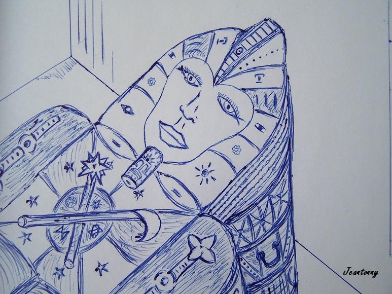 Tutankhamun par JCANTONNY
